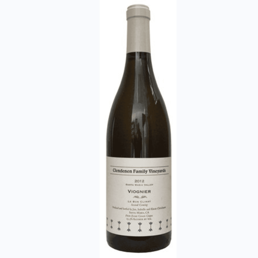 Clendenen Family '2nd Coming' Viognier '12