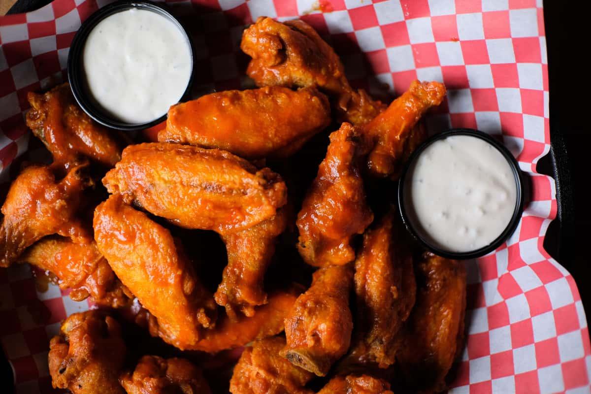 PBC's Famous Wings (Since 1993)*