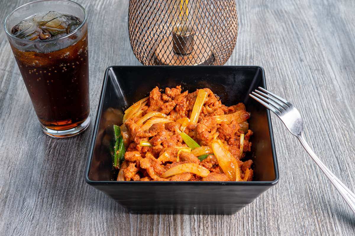 Spicy Pork Bulgogi Box