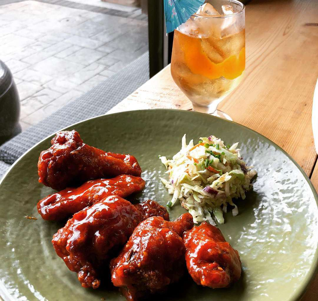Wings and Whiskey