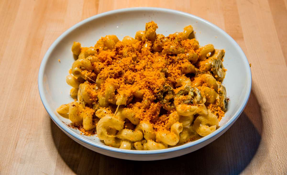 Chef's Loaded Mac and Cheese
