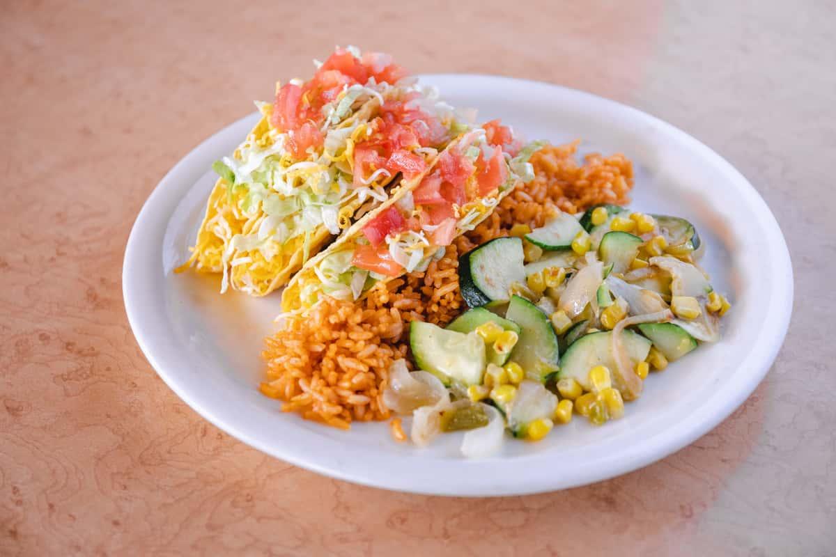 #3 Tres Tacos