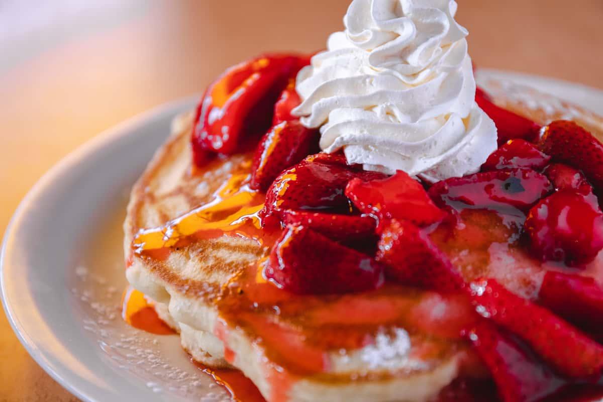 #70 Buttermilk Pancakes