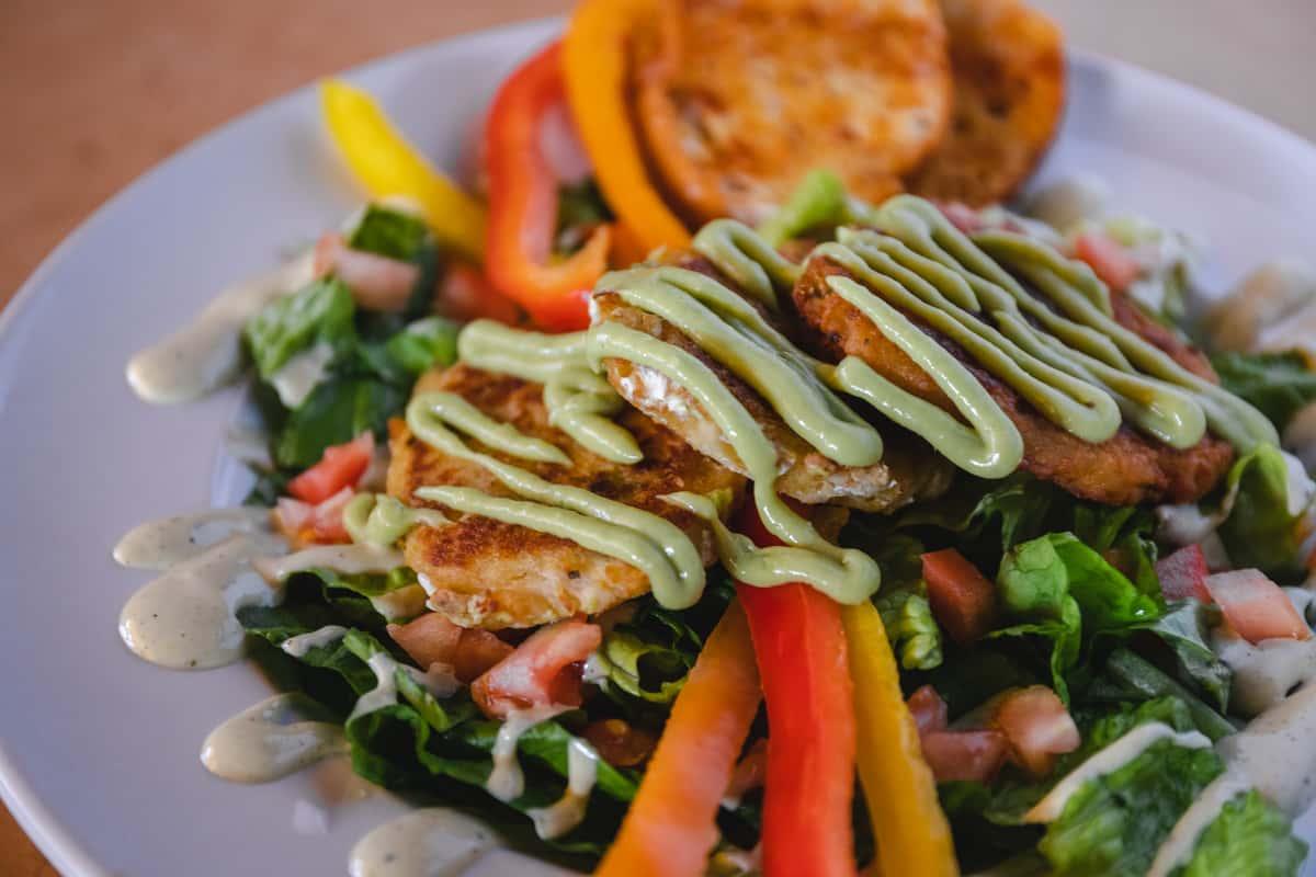 Tamale Cake Salad