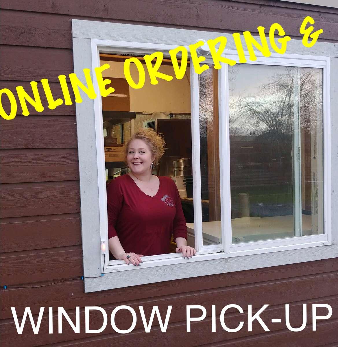 window pickup