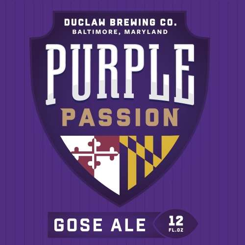 DuClaw Purple Passion Gose