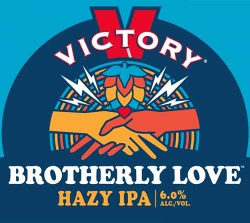 Victory Brother Love Hazy IPA