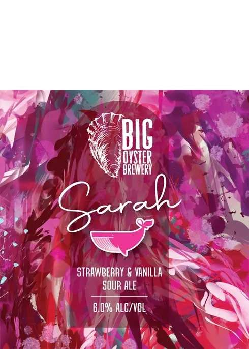Big Oyster Company- Sarah Fruit Sour