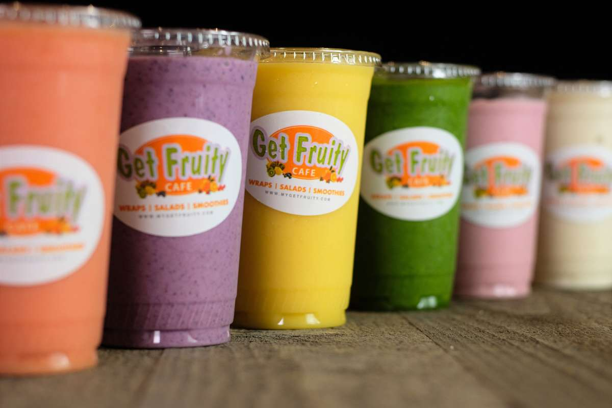Fruit Cups or Smoothies