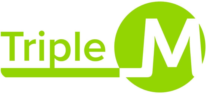Triple M business logo