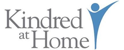 Kindred at Home logo