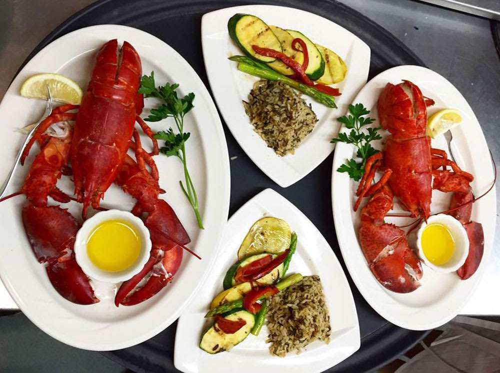 Lobster Special at Otter Cove