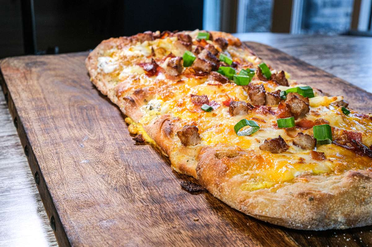 The Belding Pizza