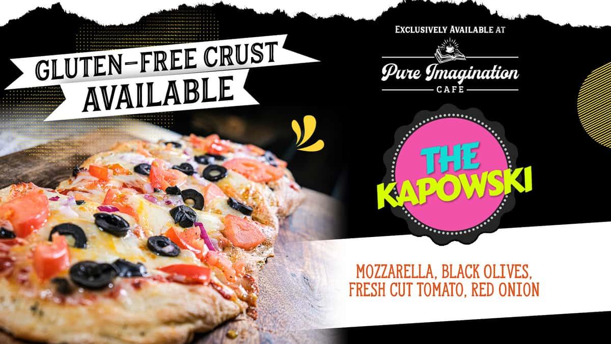 The Kapowski Pizza