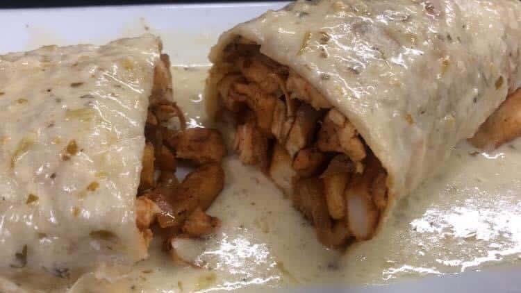 Burrito Famoso