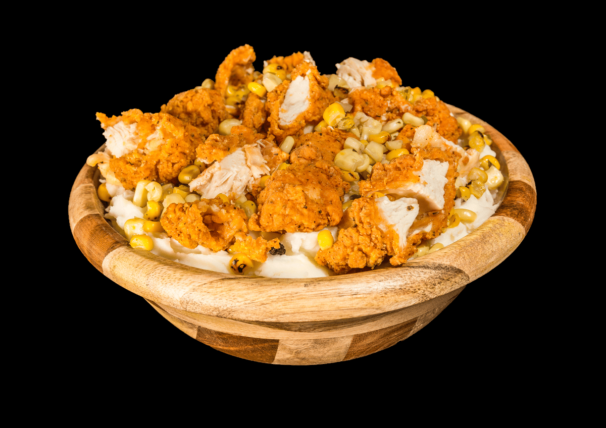 Loaded Mashed Potato Bowl