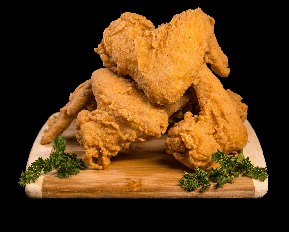 4pc Whole Wings