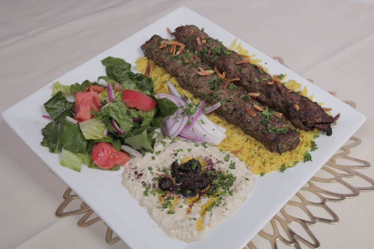 Beef Kofta Plate