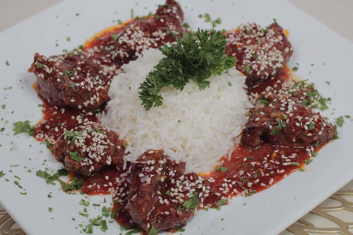 Korean Fried Beef