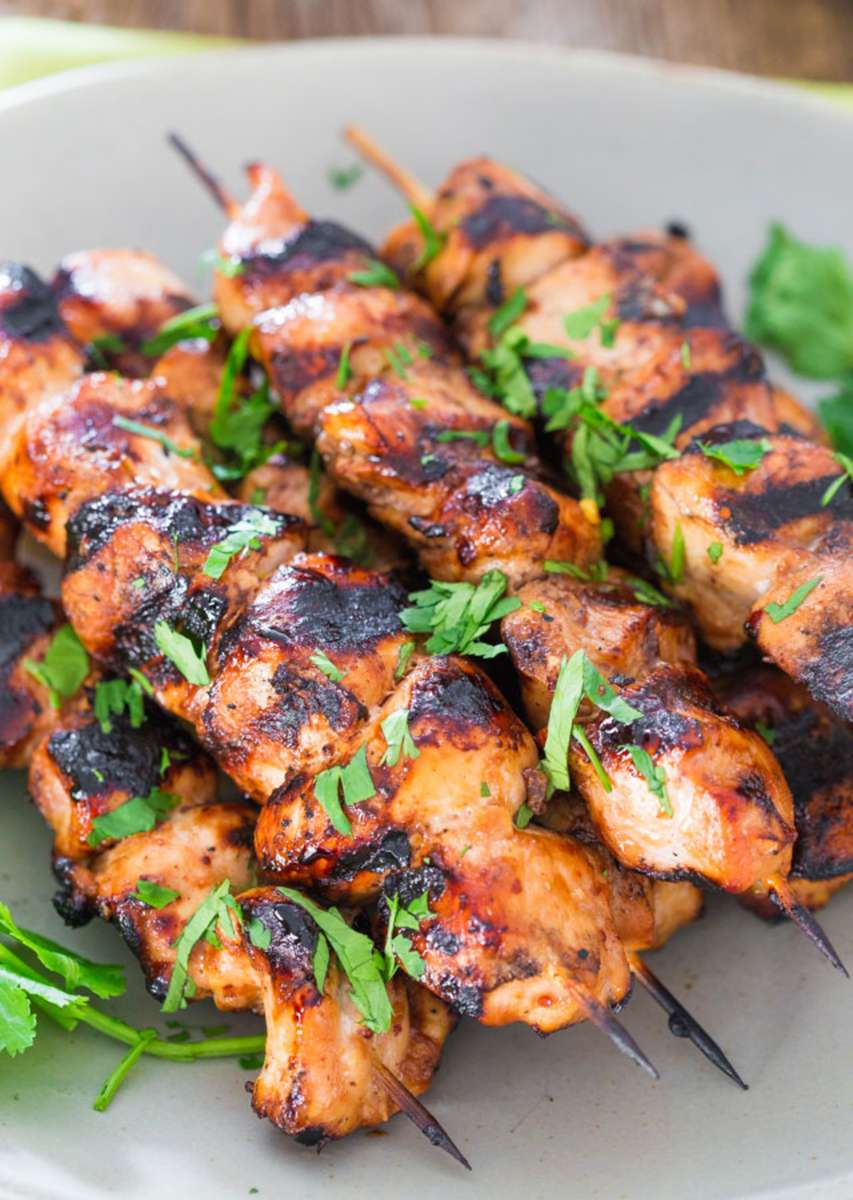 Chicken Sekuwa (6pcs)