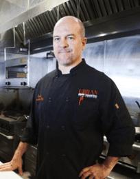 Chef David Hall