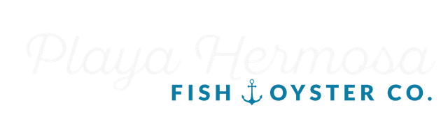 playa hermosa - fish oyster co logo