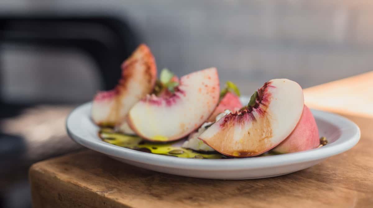 Pear & Burrata