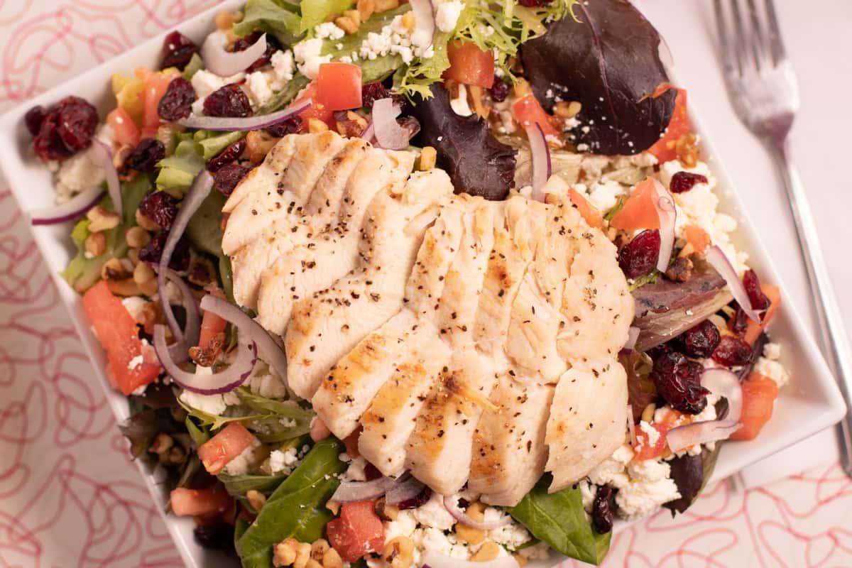 Sock Hop Salad