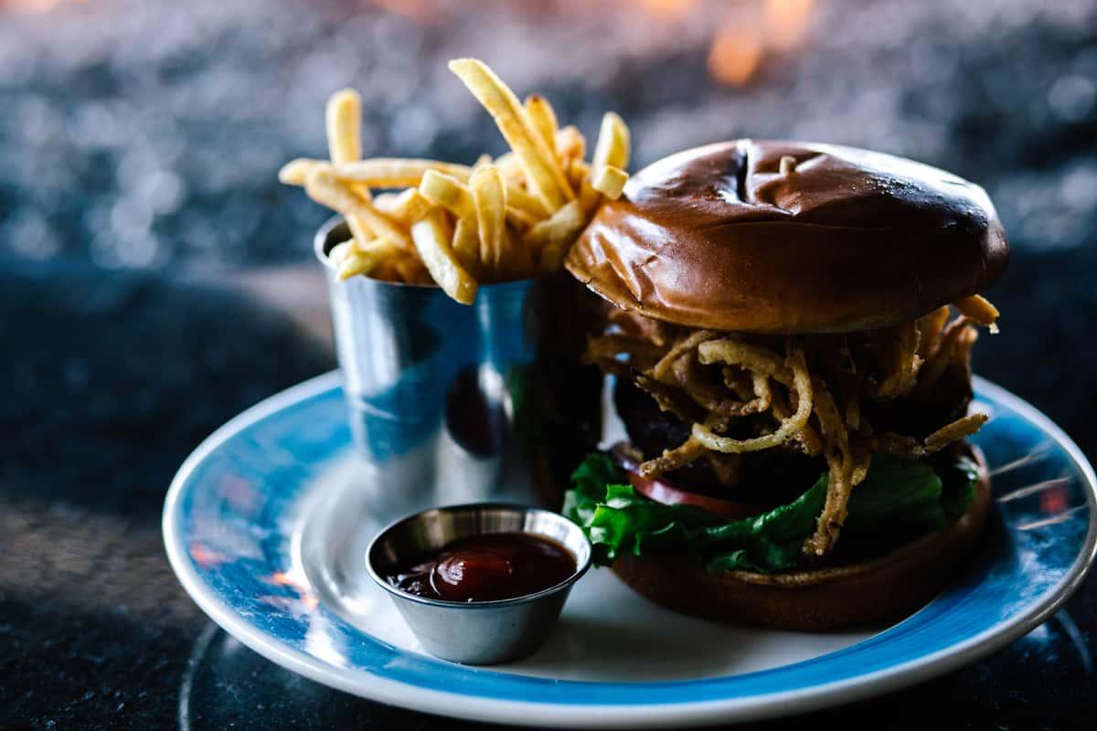 Smokeout Burger*