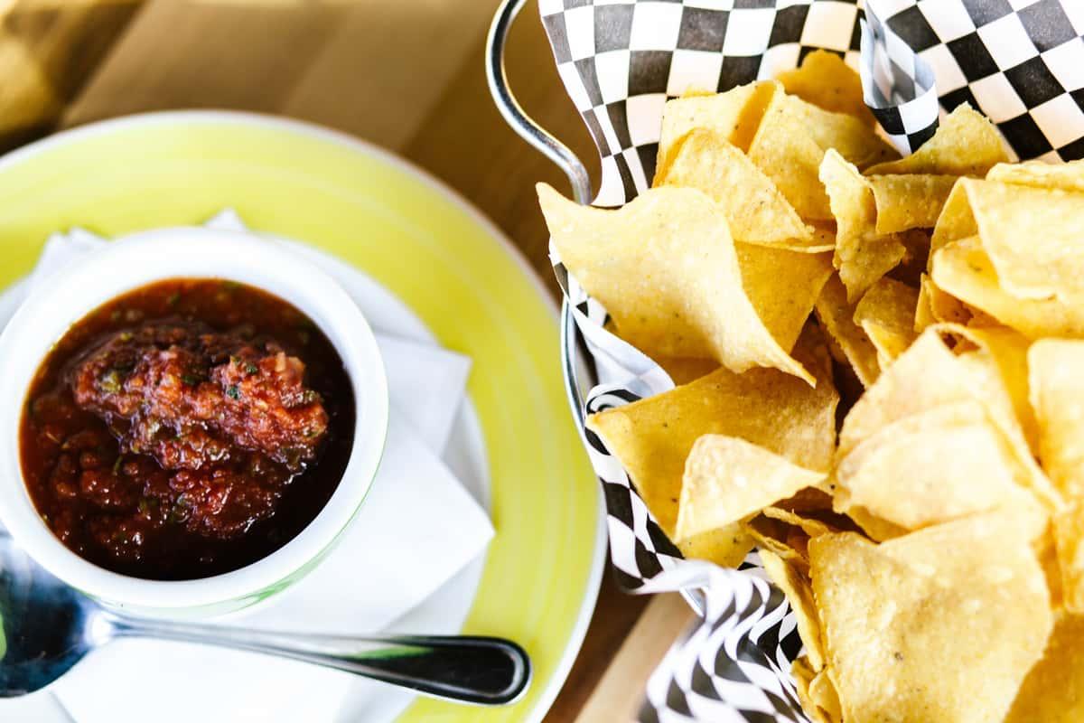 Chips-N-Stearman Salsa