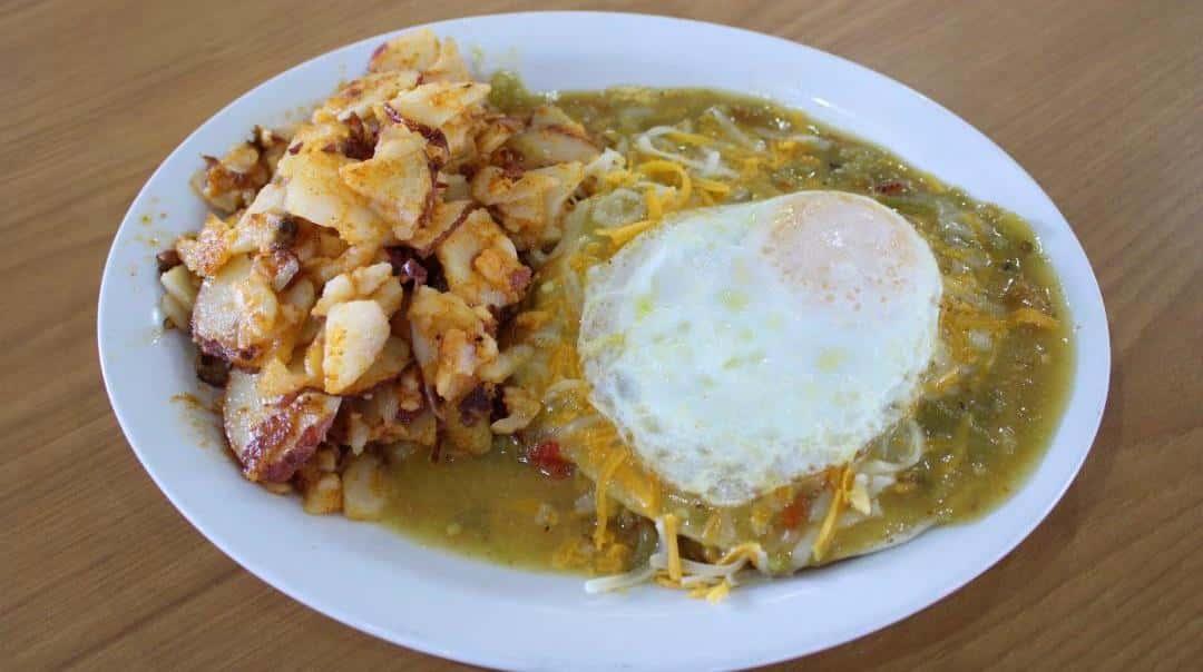 Breakfast Enchilada