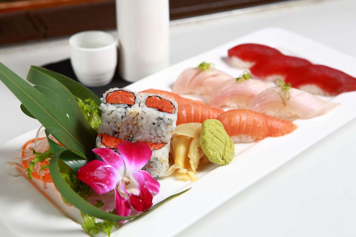 Triple Sushi Deluxe*