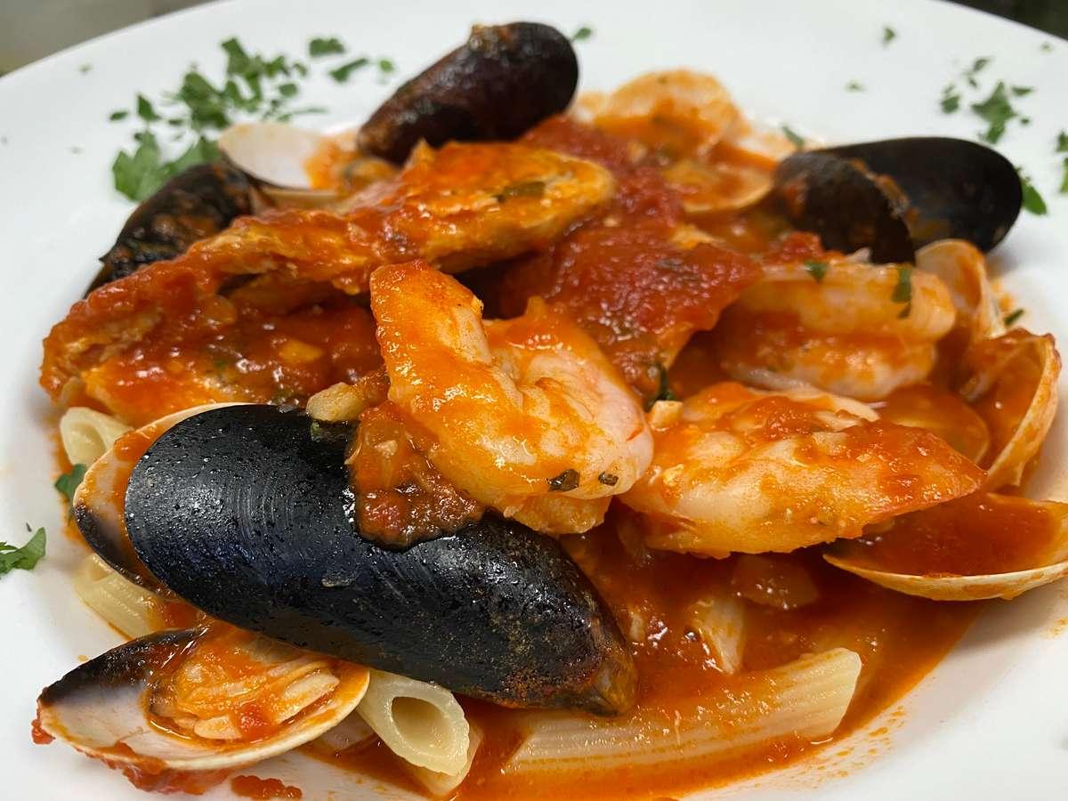 Seafood Marechiara