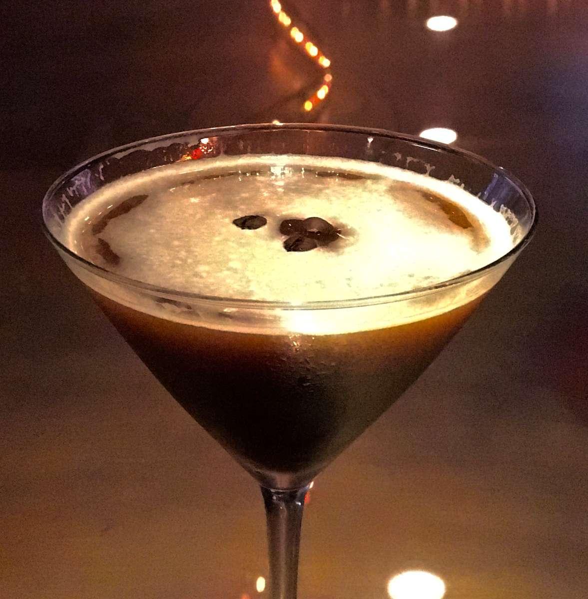 Port Espresso Martini
