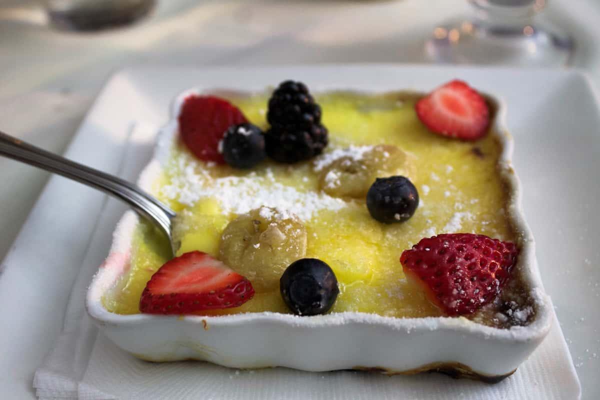 Port Crème Brulee