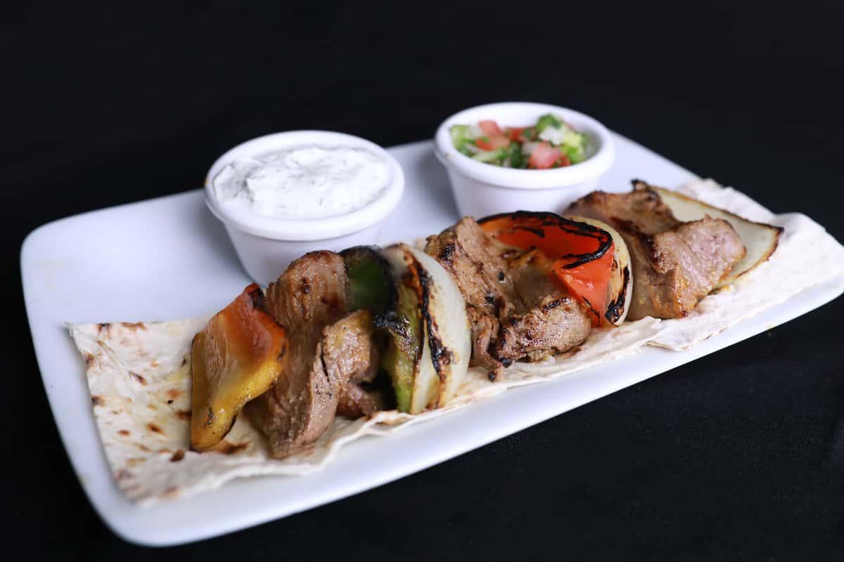 Filet Mignon Kabob Tapa
