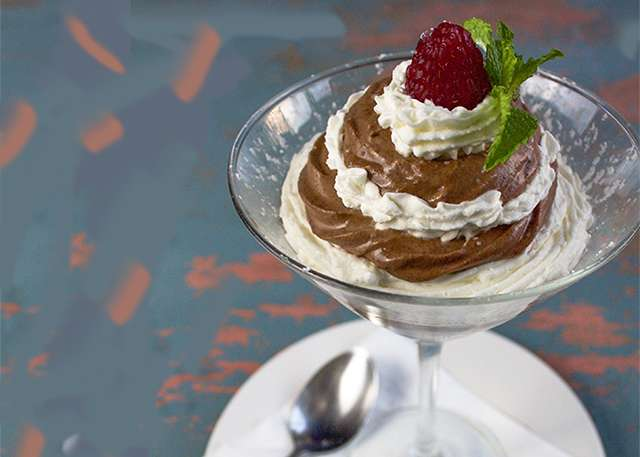 Chocolate Mousse Cloud