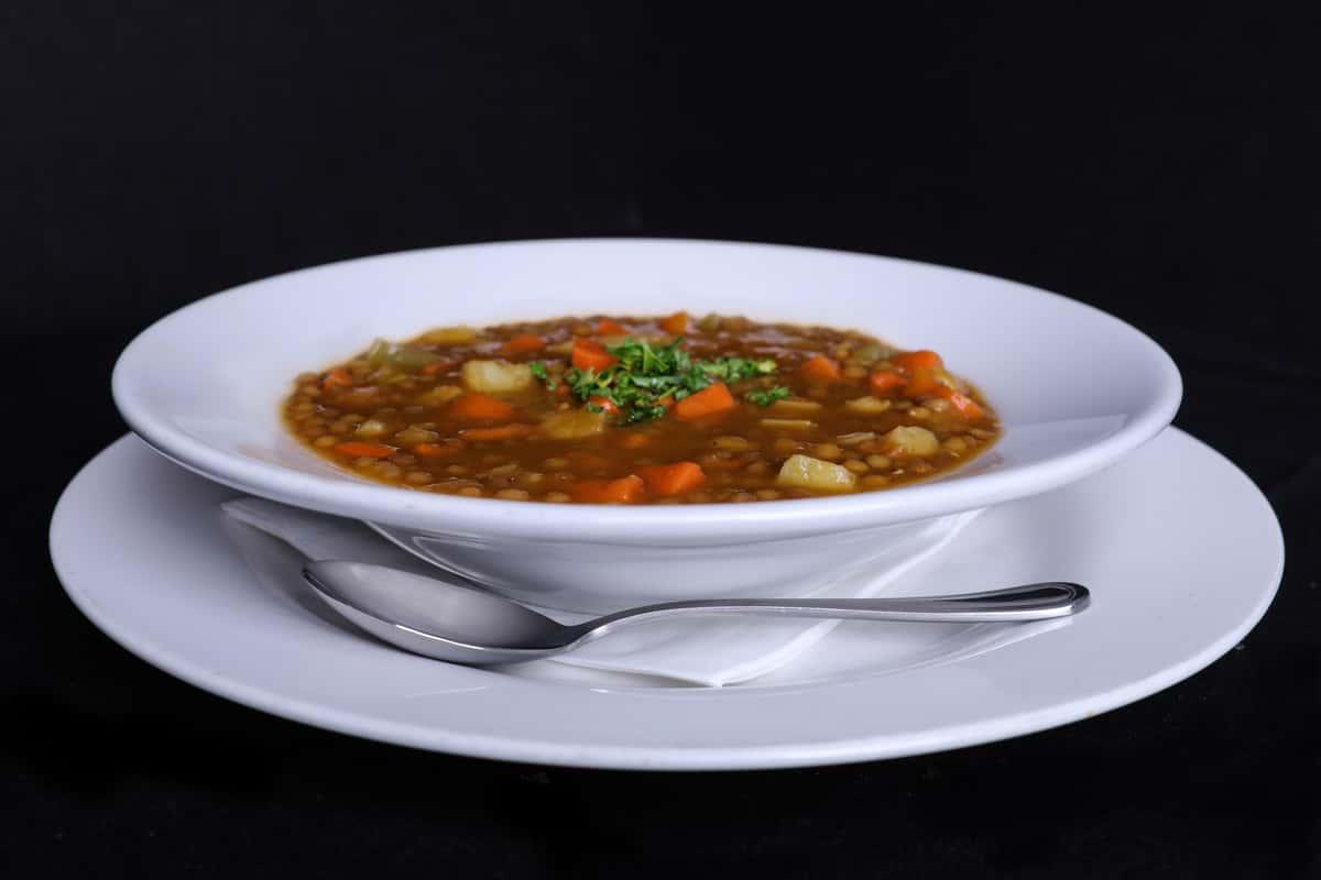 Lentil Soup Ⓥ