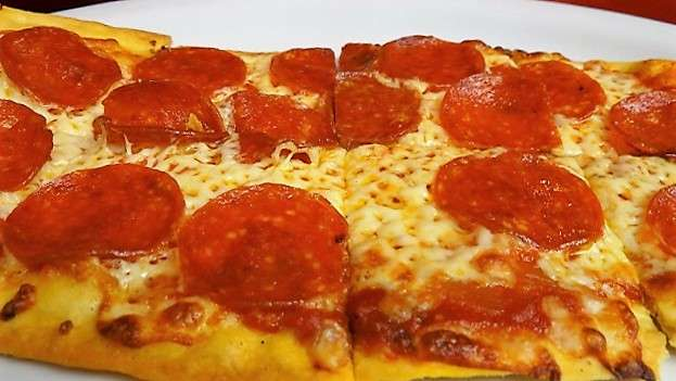 Pepperoni or Cheese Flatbread
