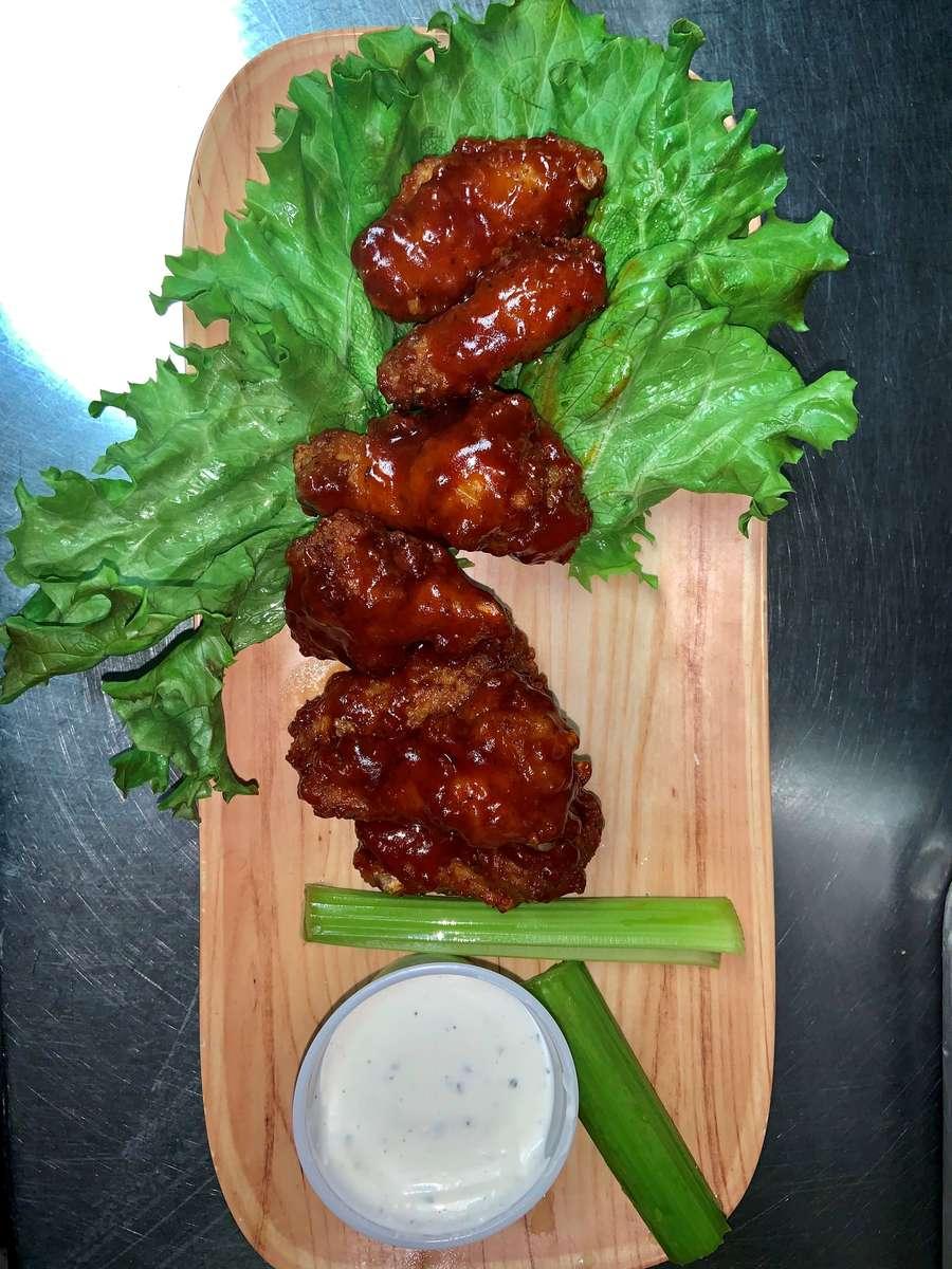 Crispy Chicken Wings