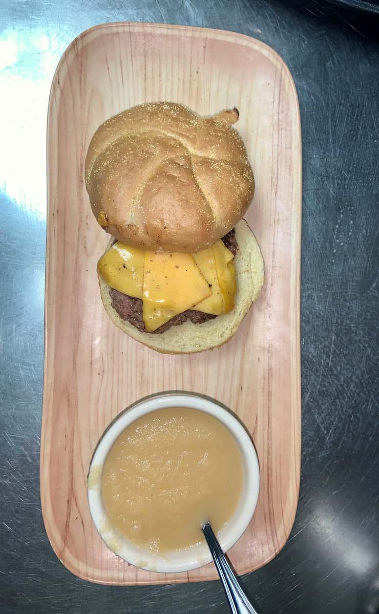 Kid's Hamburger*