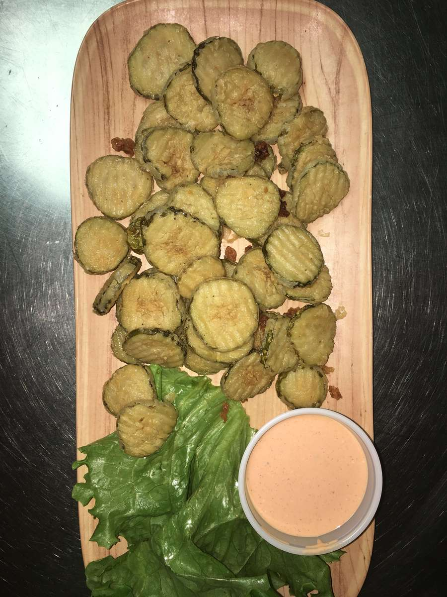Fried Pickle Chips