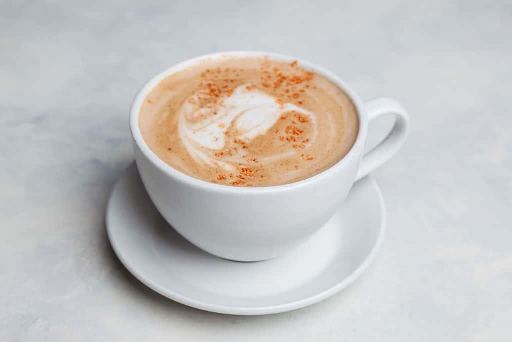 Agave Maria Lavender Latte