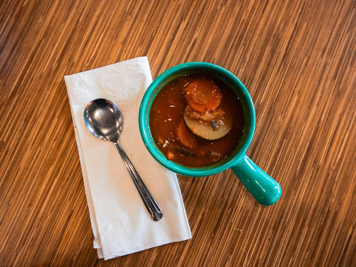 Roasted Tomato Basil