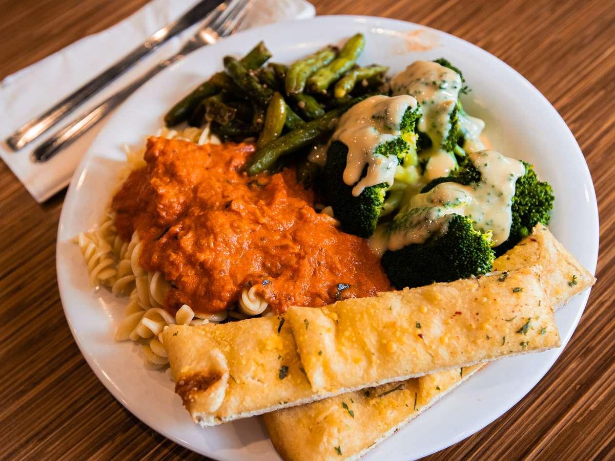 Adult Italian Food Bar