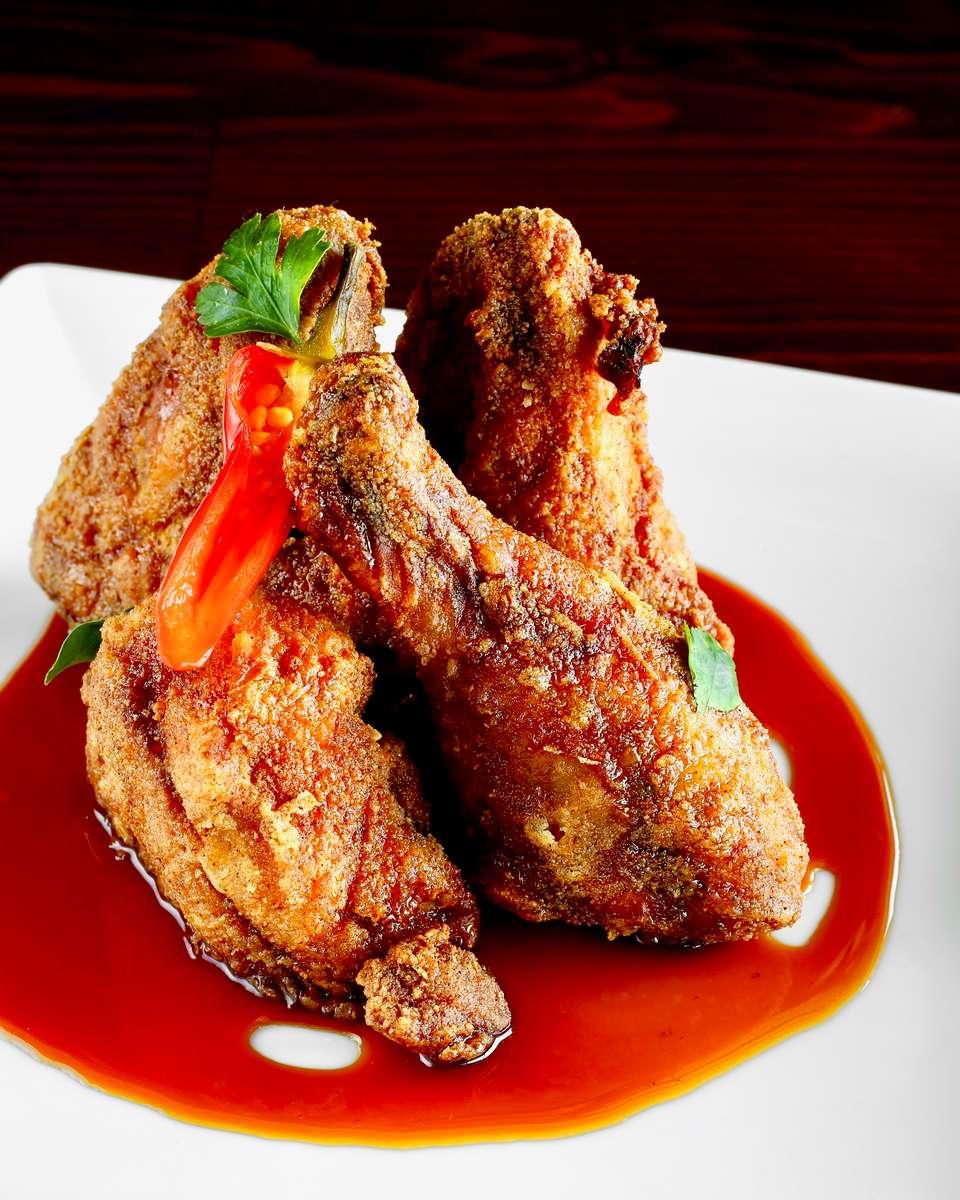 Smoked & Fried Chicken