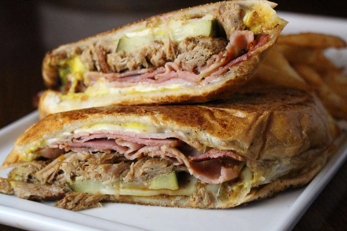 The Little Havana Cuban Sandwich