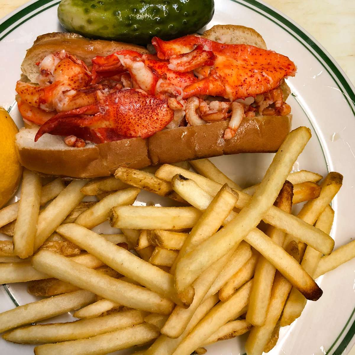 Archies Famous Lobster Roll
