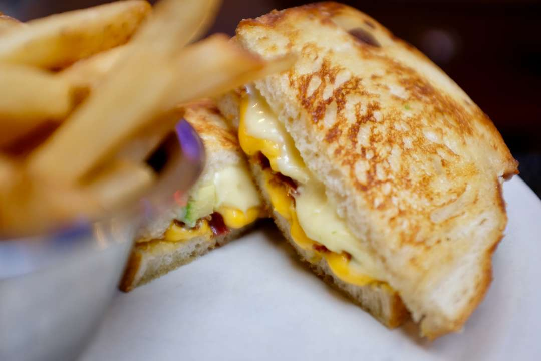 Pop's Grilled Cheese