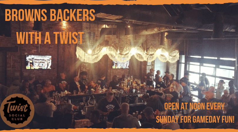 Sunday - Brown's Backers